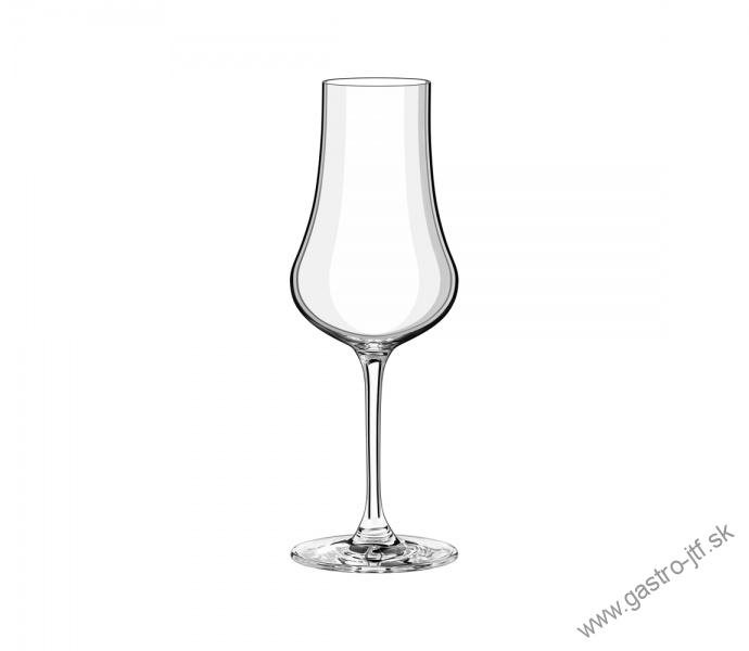 Fruit spirits glass 260 ml